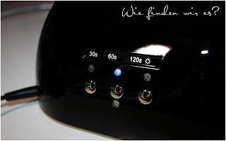 Nageltrockner uspicy 48 w mit uv licht und sensor